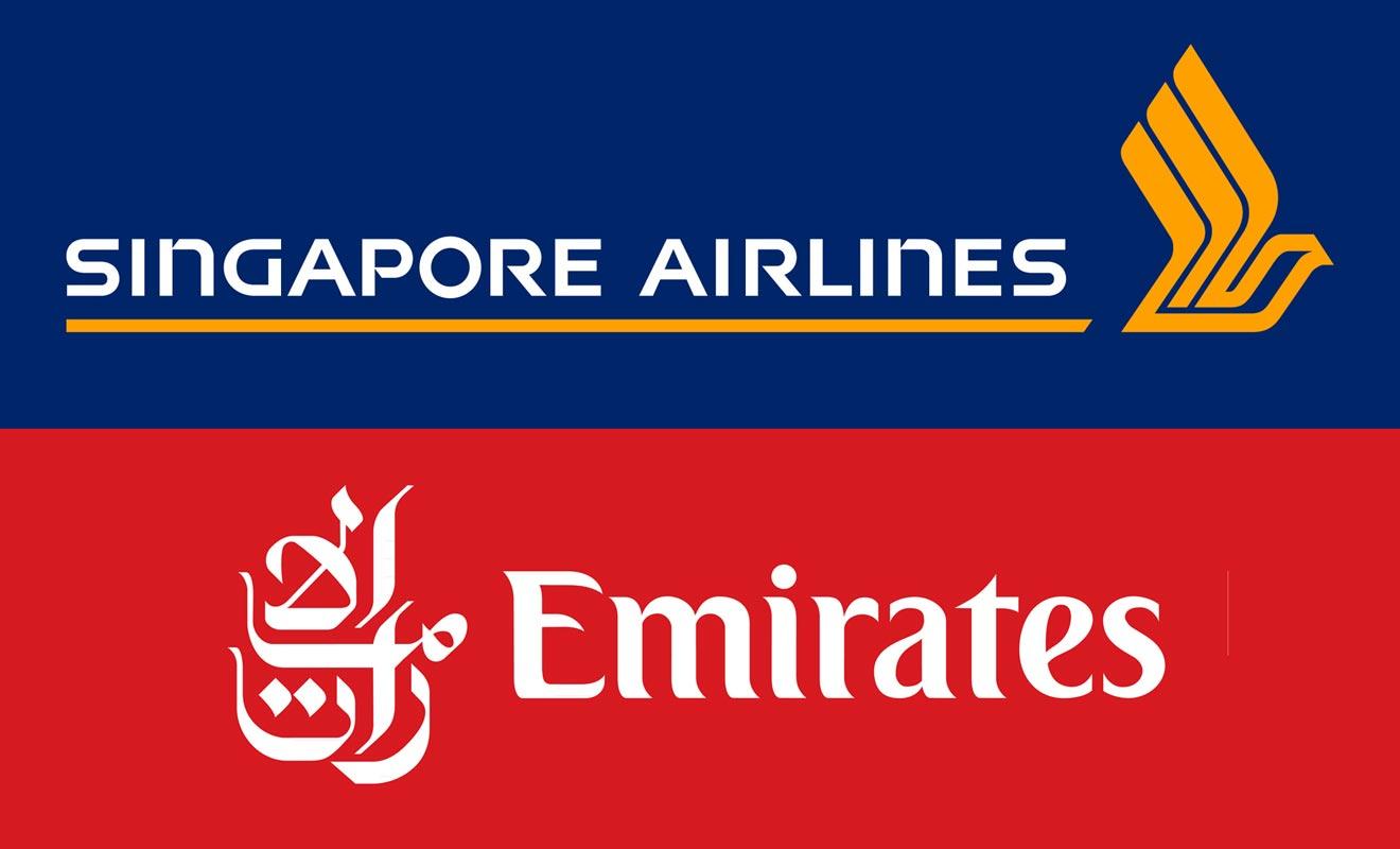 Parmi les compagnies aériennes qui sont équipées de modèles A380, nous recommandons surtout Singapore Airlines et Emirates. Notez bien que l'intégralité du vol vers la Nouvelle-Zélande ne se déroulera pas dans ces appareils. Vous changerez d'avion durant l'escale.