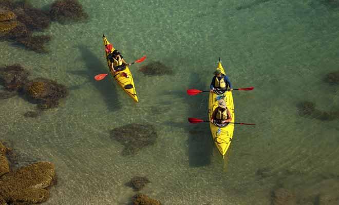 Le guide de kayak apporte de multiples avantages qui vont bien au-delà des conseils sur la manière de pagayer ou de s'extraire du kayak en cas d'urgence. Vous en apprendrez plus sur la région avec un passionné qu'avec n'importe quel site internet.