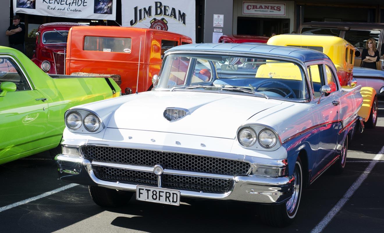Les Néo-Zélandais ont la passion des voitures anciennes. Il n'est pas rare de croiser de superbes modèles sur les routes, et vous pouvez même envisager d'en acheter une durant votre Programme Vacances Travail.