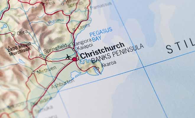 Les villes de Christchurh et Akaora sont à faible distance l'une de l'autre et il suffit d'un court trajet d'un peu plus d'une heure pour les relier.
