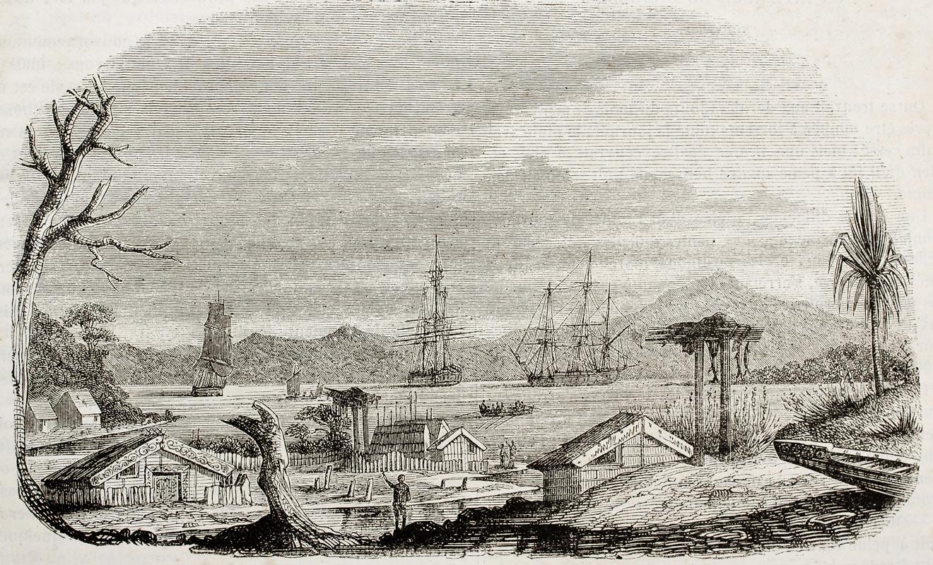 Les 65 colons français sont arrivés dans la baie des îles en 1840. Quelques jours de navigation leur auraient suffi pour atteindre Akaroa et permettre à la France de s'implanter sur l'île du Sud.