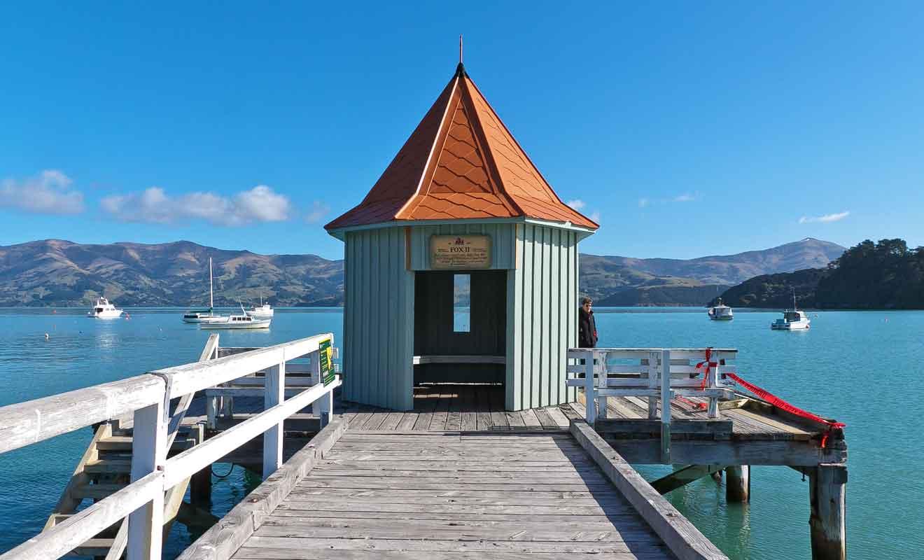 Vous pouvez remplacer Christchurch par Akaroa si vous recherchez la tranquillité et des paysages moins urbains.