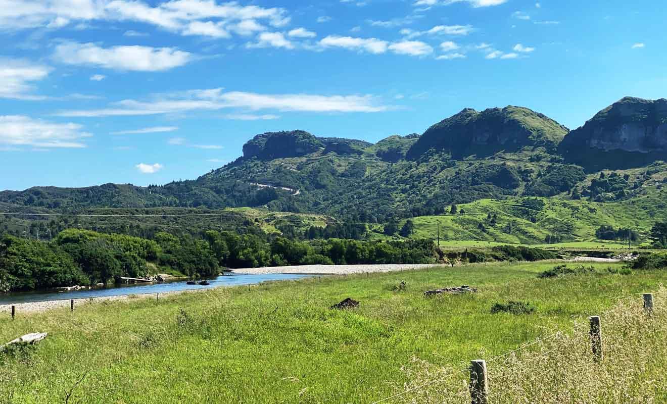Malgré sa beauté, la partie Ouest de la région Tasman reste à l'écart du tourisme.