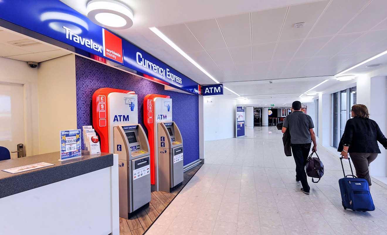 Vous pourrez aussi utiliser les services de Travelex en Nouvelle-Zélande.