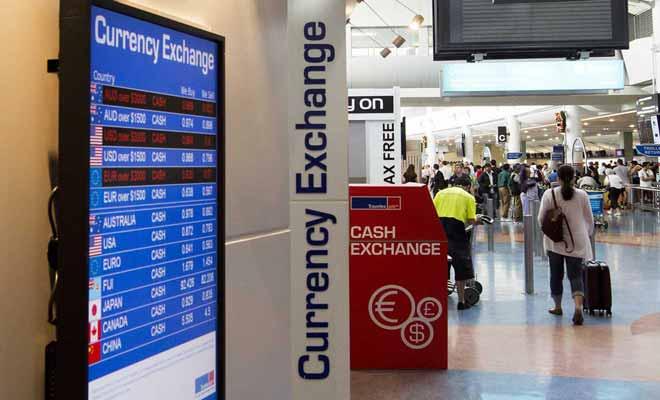 Les bureaux de change de l'aéroport pratiquent les taux les plus désavantageux.