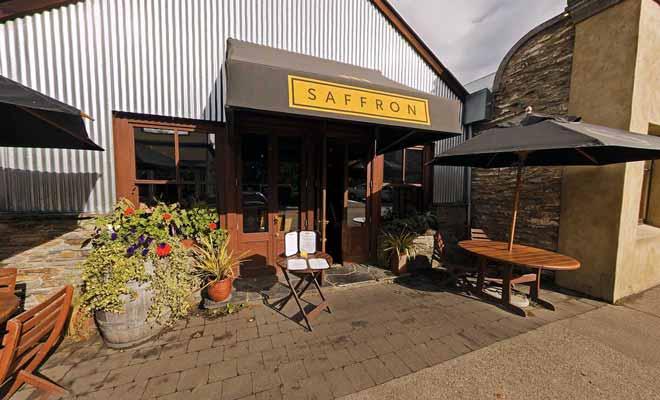 Le restaurant Saffron figure dans un TOP 100 des meilleurs restaurants au monde, et il pratique des tarifs abordables.