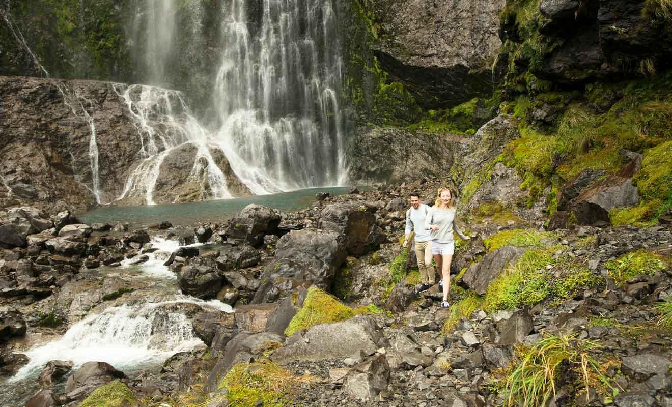 Se loger dans le village d'Arthur's Pass est recommandé si l'on envisage de visiter le parc National.