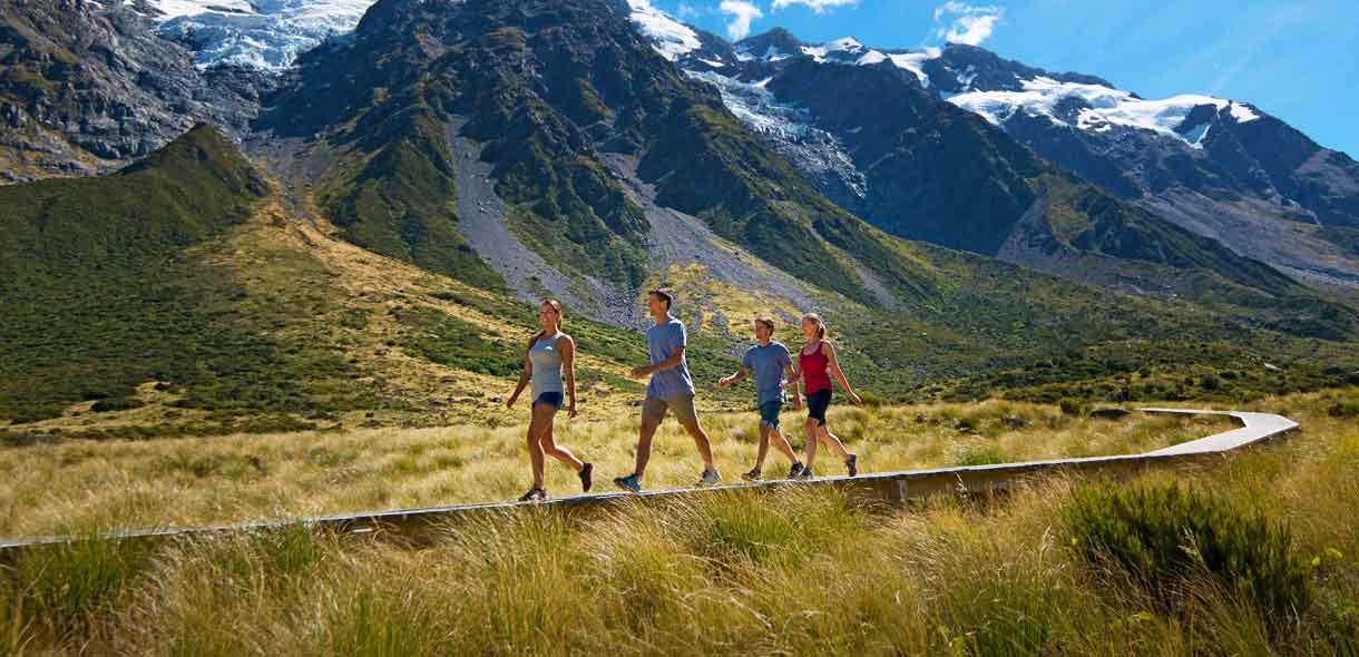 Voyagez bien couvert en Nouvelle-Zélande avec une bonne assurance voyage.
