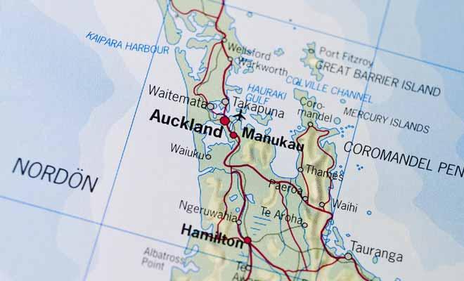 Attention, Auckland est avant tout une région entière du pays et non une simple ville. Les annonces immobilières peuvent être trompeuses.