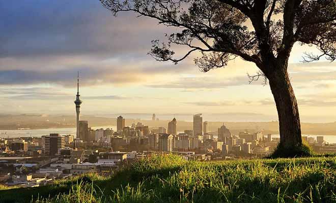 De nombreux habitants d'Auckland n'apprécient pas la Sky Tower (qu'ils surnomment la seringue). On lui préfère souvent le mont Eden (un ancien volcan) quand il s'agit d'admirer la cité des voiles.