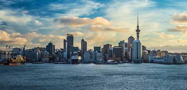 Avec près d'un tiers de la population du pays rassemblé au même endroit, Auckland est la plus grande ville de Nouvelle-Zélande. C'est aussi, si l'on en croit l'Indice Mercer, la deuxième ville la plus agréable au monde.