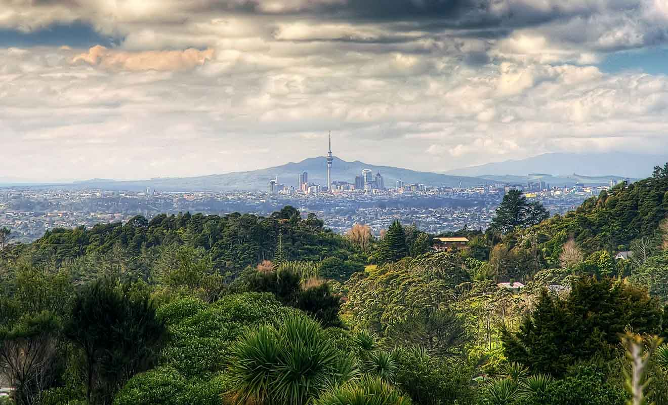 Le secret d'Auckland réside dans la possibilité de passer aisément de la ville à la nature sauvage.
