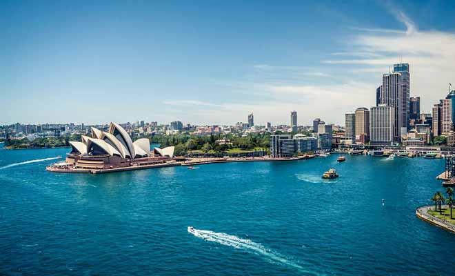 La ville de Sydney se classe à la 8e place du classement des villes les plus agréables à vivre.