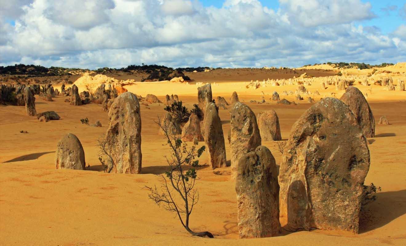 Pour visiter l'Australie, vous serez souvent contraints de prendre l'avion pour passer d'une région à une autre.