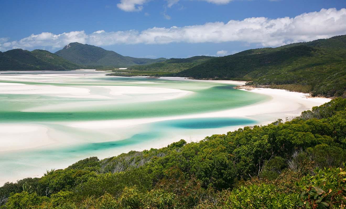 Quand on pense à l'Australie, on imagine aussitôt des plages paradisiaques peuplées de surfeurs.