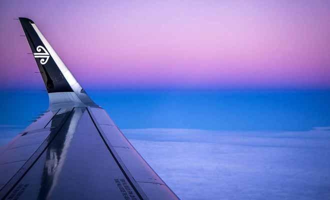Air New Zealand mise beaucoup sur la qualité du service à bord, en terme de personnel, comme pour le reste (fauteuil, repas...)