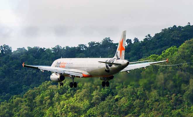 Si JetStar est un peu moins chère que Air New Zealand, le prix de l'enregistrement des bagages en soute est en revanche bien plus élevé.