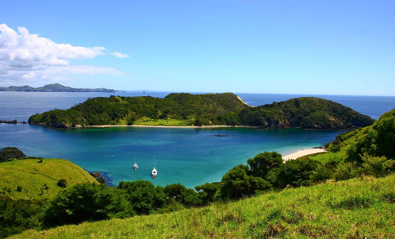 Vous pouvez explorer la Baie des îles en voilier ou en empruntant des navettes que l'on réserve aux iSites de Paihia ou de Russell.