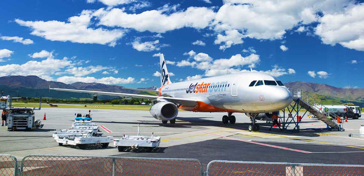 Réservez vos billets d'avion pour aller en Nouvelle-Zélande.