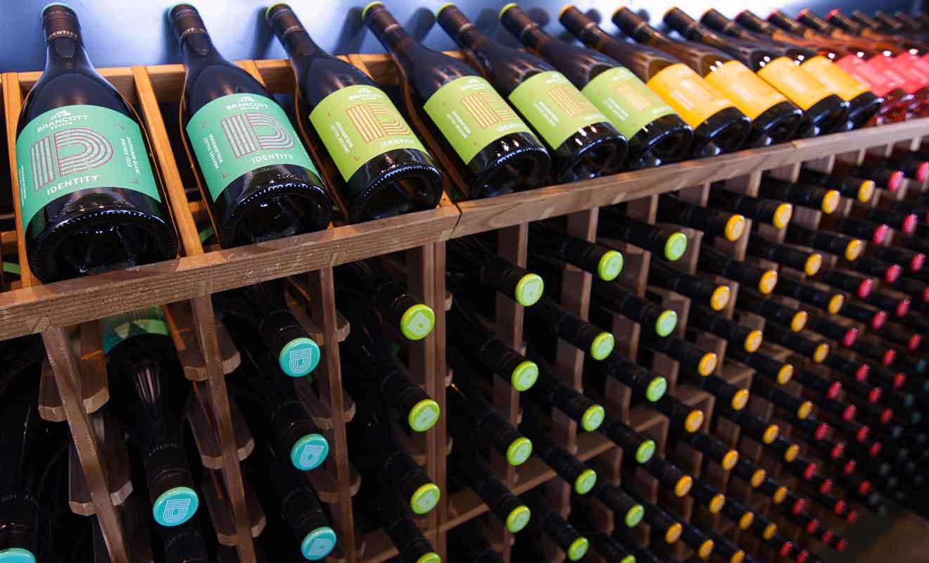 Le problème n'est pas tant de se rendre dans les vignobles, mais de savoir lesquels choisir parmi la cinquantaine d'entre eux.