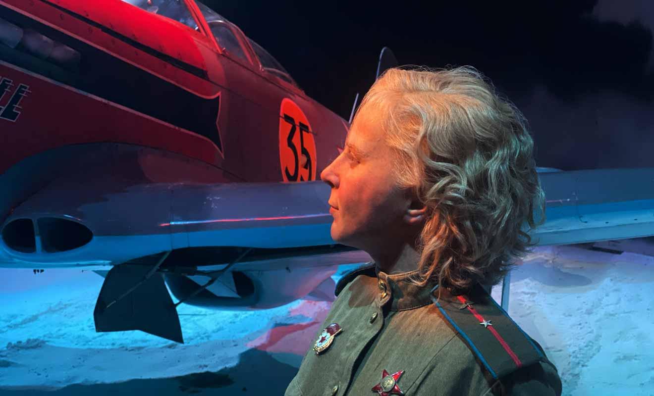 Nul ne sait avec certitude si Lili Litviak a survécu à la guerre, car il est possible que la propagande soviétique ait caché son décès à la population.