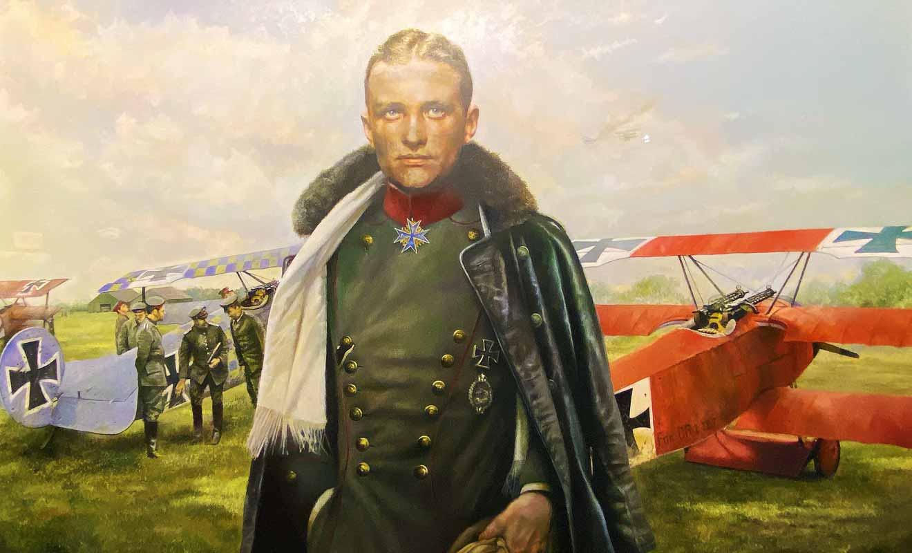 Avec 80 victoires à son actif, le Baron Rouge est une légende de l'aviation militaire.
