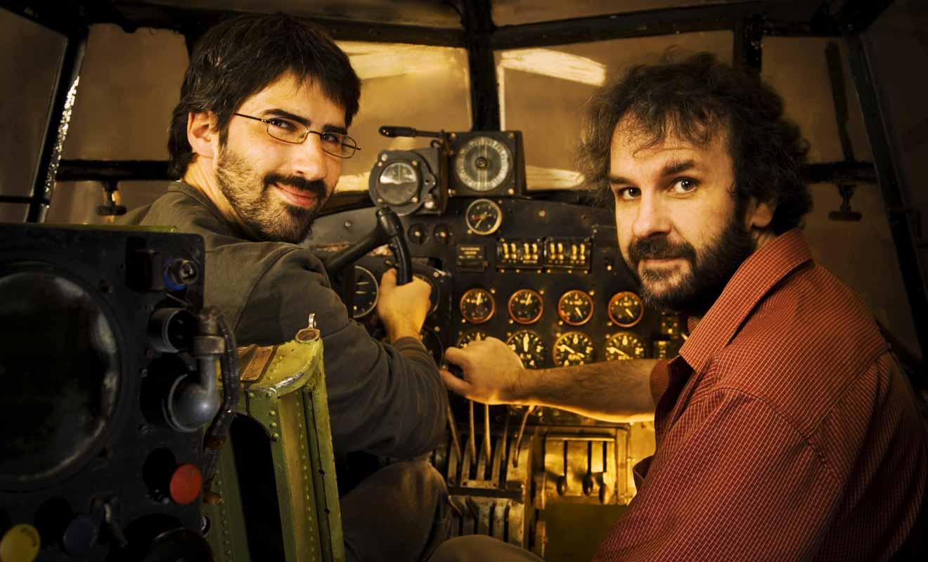 L'Omaka Aviation Heritage Centre a été conçu en étroite collaboration avec les studios d'effets spéciaux Wetas de Peter Jackson.