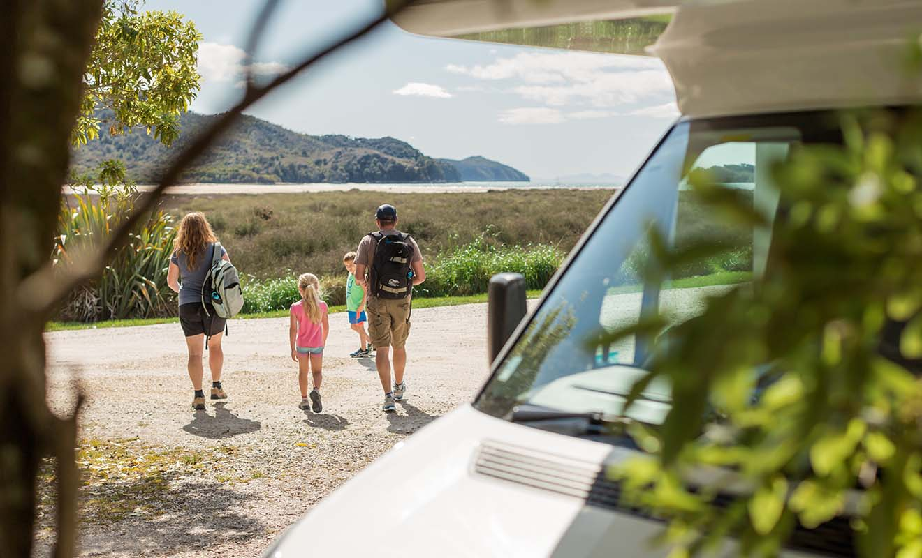 Si vous avez des souvenirs de vacances en camping-car avec vos parents, vous aurez à coeur d'en vivre avec vos propres enfants.