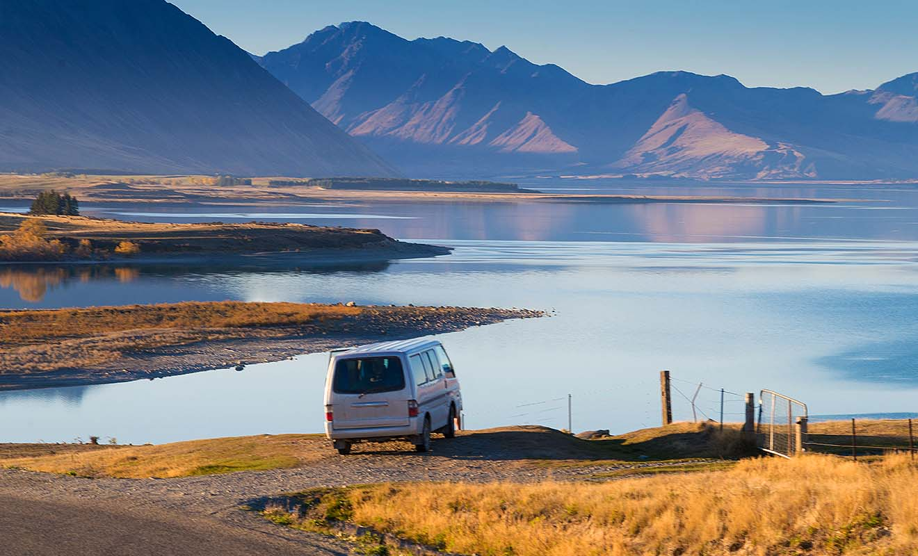 Kiwipal vous recommande de louer un camper van si vous voyagez en famille, non seulement pour faire des économies, mais aussi pour faciliter la vie au quotidien.