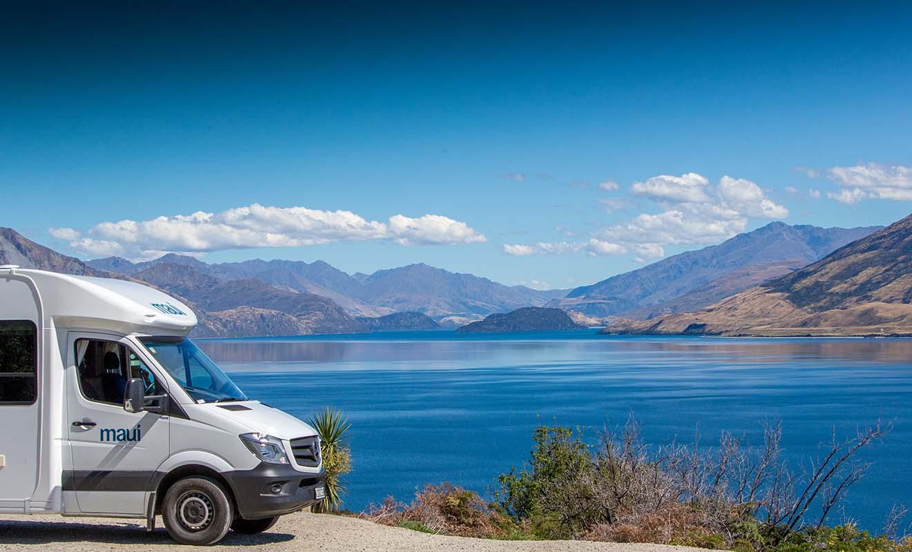 Vous aurez tout le temps d'apprécier la Nouvelle-Zélande en camping-car, mais commencez d'abord par aller dormir !