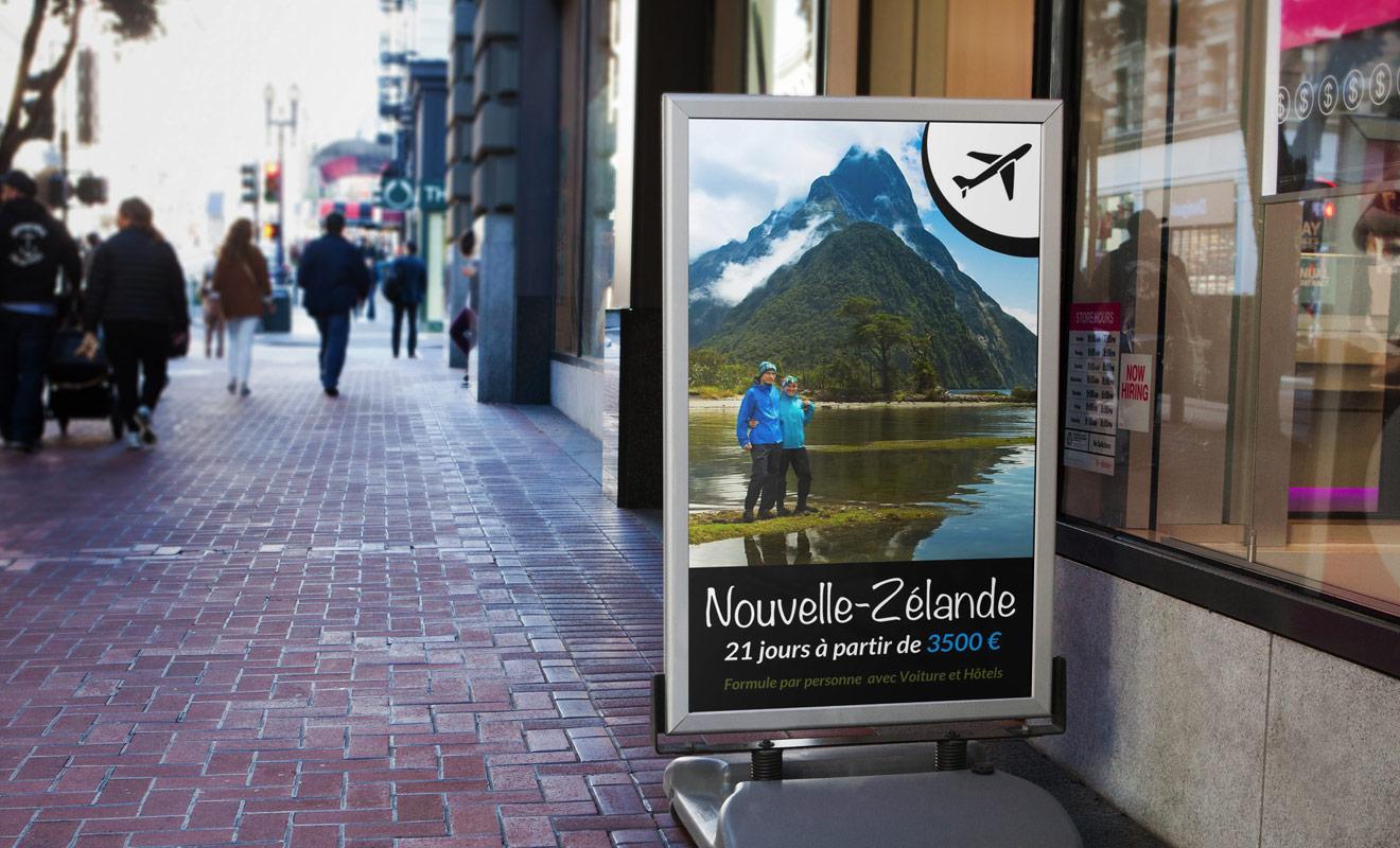 Les agences de voyages facturent le temps passé à organiser et à réserver votre séjour. Si vous préparez vos vacances tout seul, vous évitez les frais d'agence et vous réduisez la note. Kiwipal apporte des conseils pratiques pour vous aider à voyager moins cher en Nouvelle-Zélande.