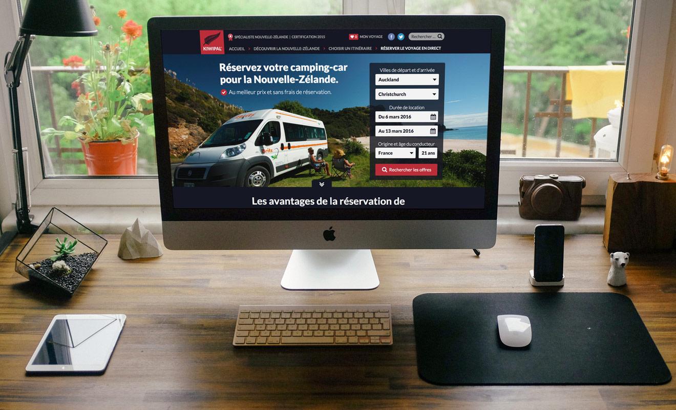 Kiwipal vous propose de comparer les offres de location de voiture (citadine, berline, 4x4...) ou de camping-car de toutes tailles. Vous pouvez ensuite réserver le véhicule en direct pour faire des économies.