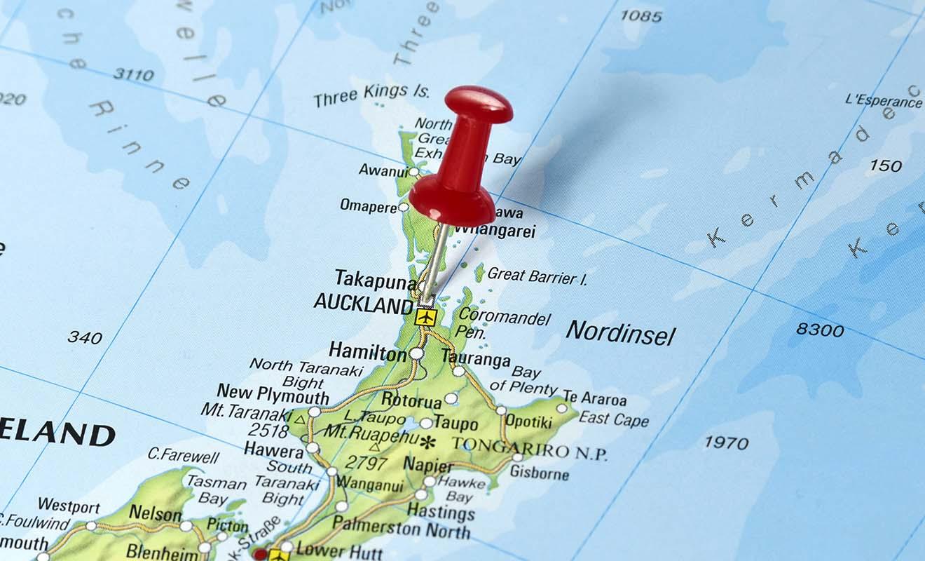C'est parce qu'elle se trouve sur la ceinture de feu du Pacifique que la Nouvelle-Zélande possède une activité géothermique intense et des volcans en activité.