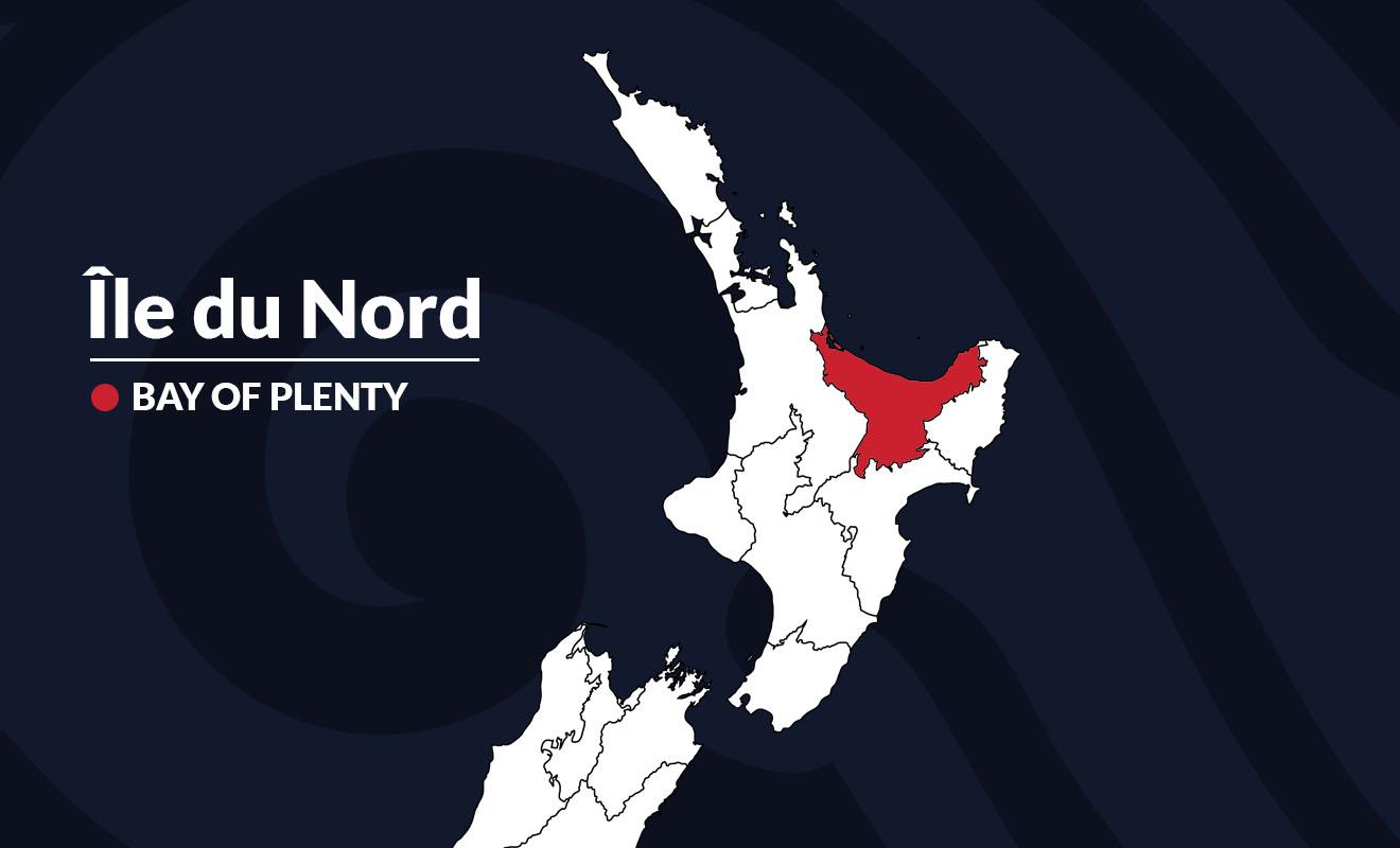 La Bay of Plenty est une région prospère rendue célèbre par son activité géothermique et la culture maorie.