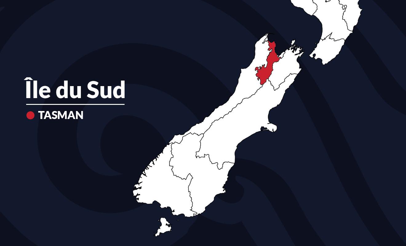 La région de Tasman est surtout connue pour son parc national, mais Golden Bay et Farewell Spit méritent une visite.