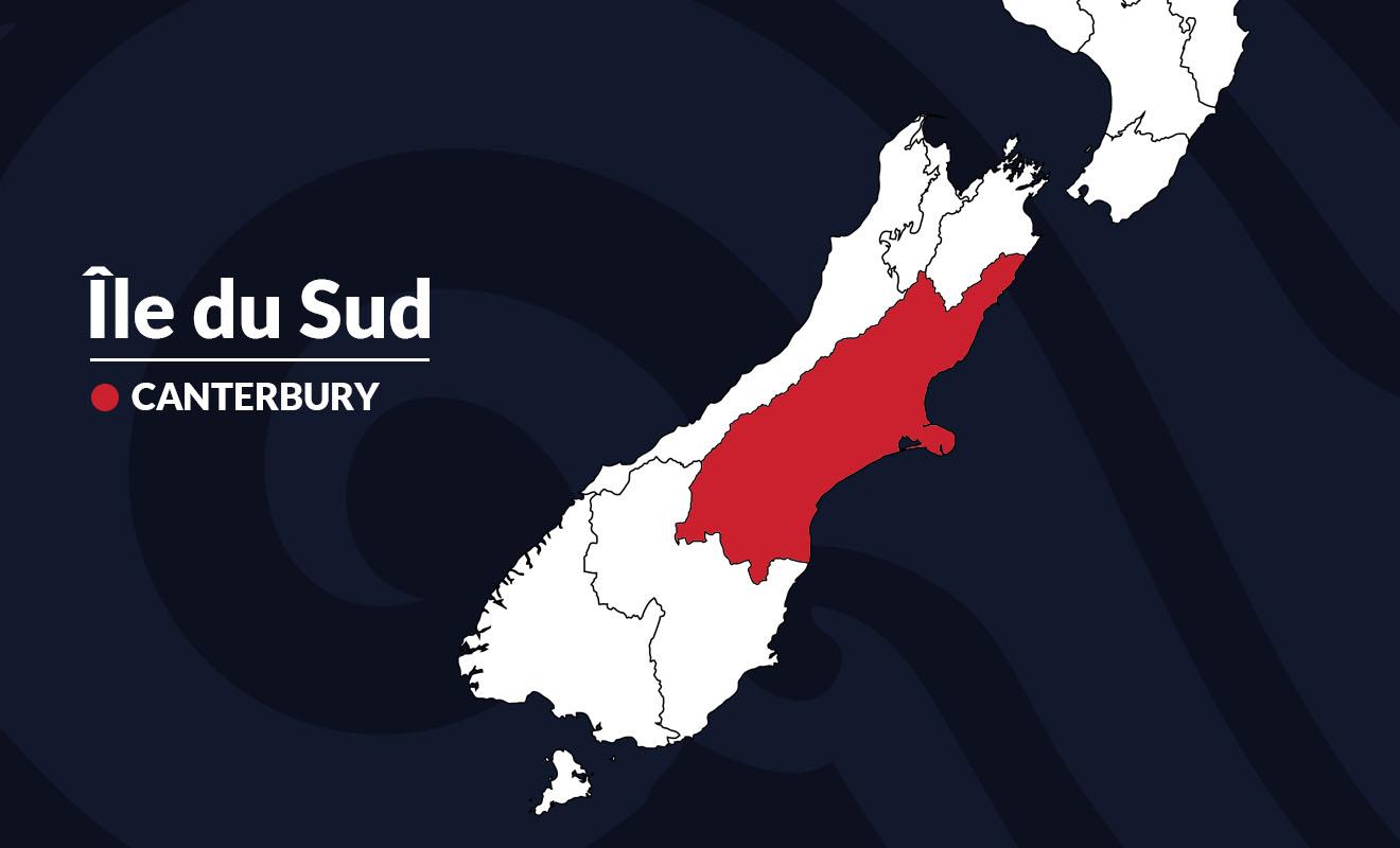Le Canterbury est une vaste région qui regroupe des paysages aussi divers que le Mont Cook, Akaroa, les Elephant Rocks ...