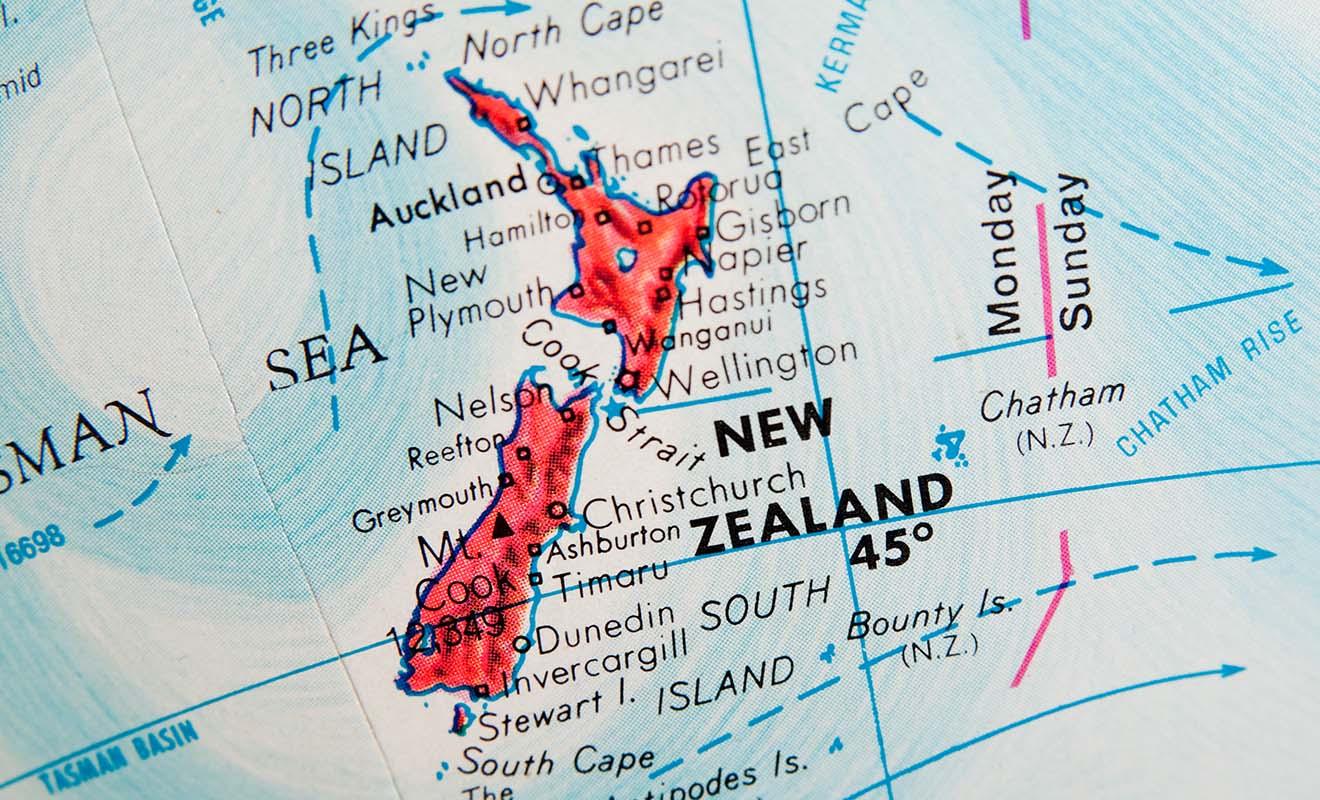 La Nouvelle-Zélande compte deux grandes îles et un chapelet de petites îles, dont Stewart Island, qui sont rarement visitées.