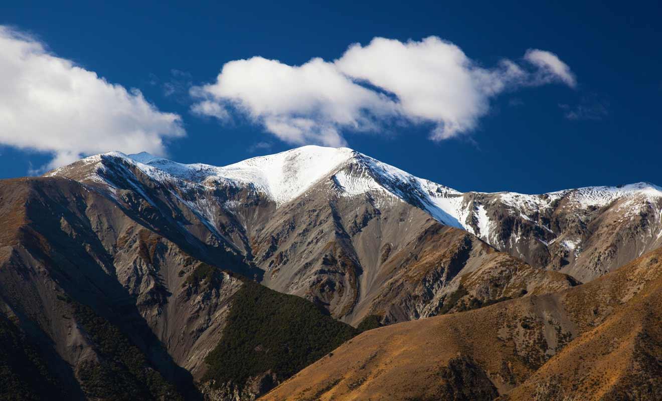 Castle Hill se trouve à 700 mètres d'altitude.