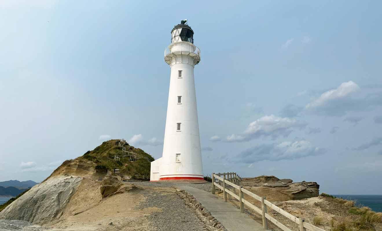Le phare ne se visite plus depuis que le dernier gardien a pris sa retraite en 1988.