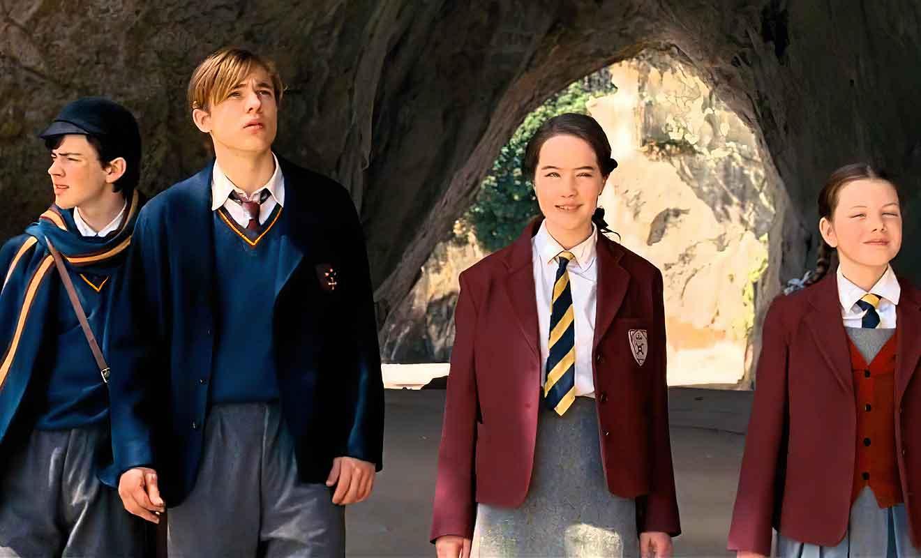 Le Prince Caspian sorti au cinéma en 2008 a été filmé en Nouvelle-Zélande.