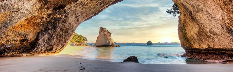 Voyagez en décembre et vous arriverez en plein été néo-zélandais.