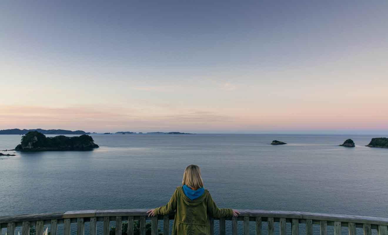 Pour éviter la foule des touristes, il faudra se montrer matinal ou venir en soirée.