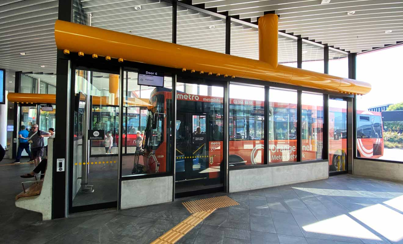 Un billet de zone 1 vous permet de visiter l'essentiel du centre-ville.