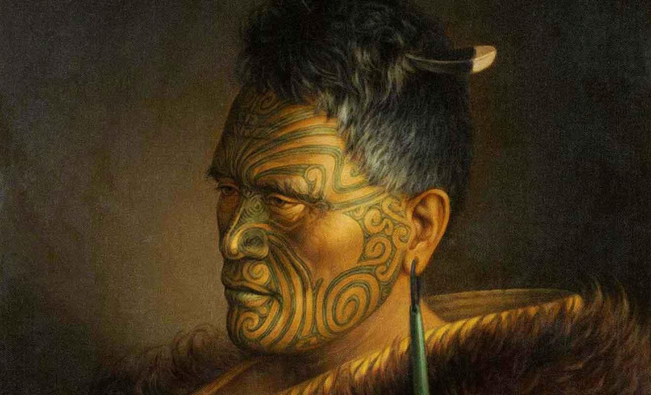 Gottfried Lindauer peignait des portraits de chefs de tribus maoris à une époque où leur culture était snobée par les Occidentaux.