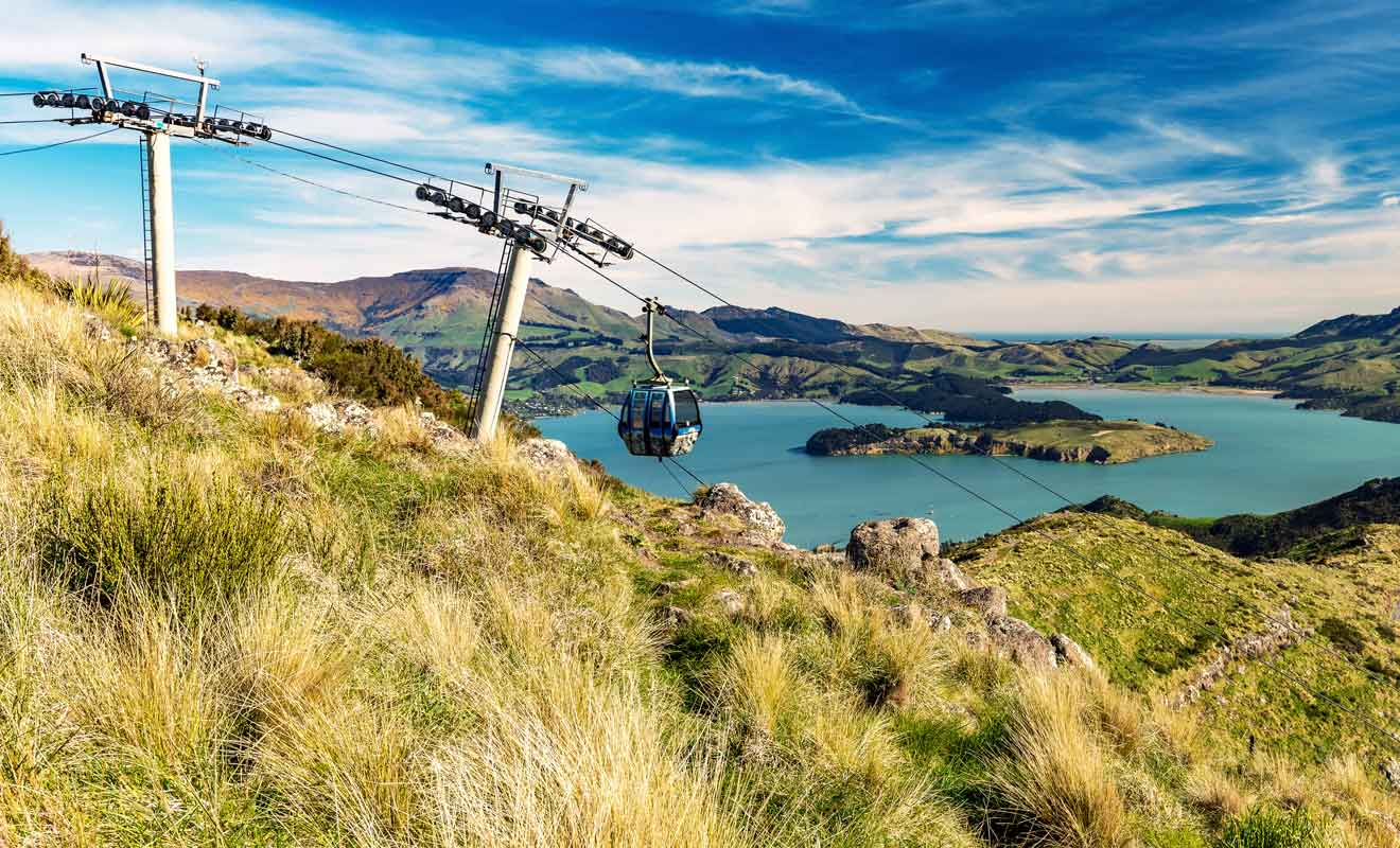 Christchurch Gondolas est l'une des attractions touristiques incontournables pour tous les voyageurs qui souhaitent profiter d'un beau point de vue sur la région.
