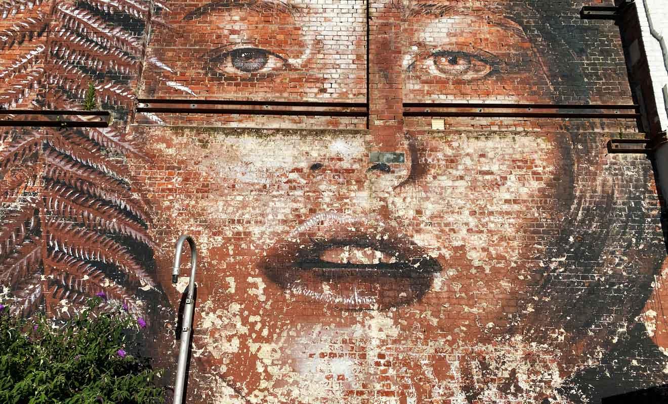 Le Street Art est une manière de faire du beau à partir de rien... on aime ou l'on déteste, mais l'on ne peut pas rester indifférent.