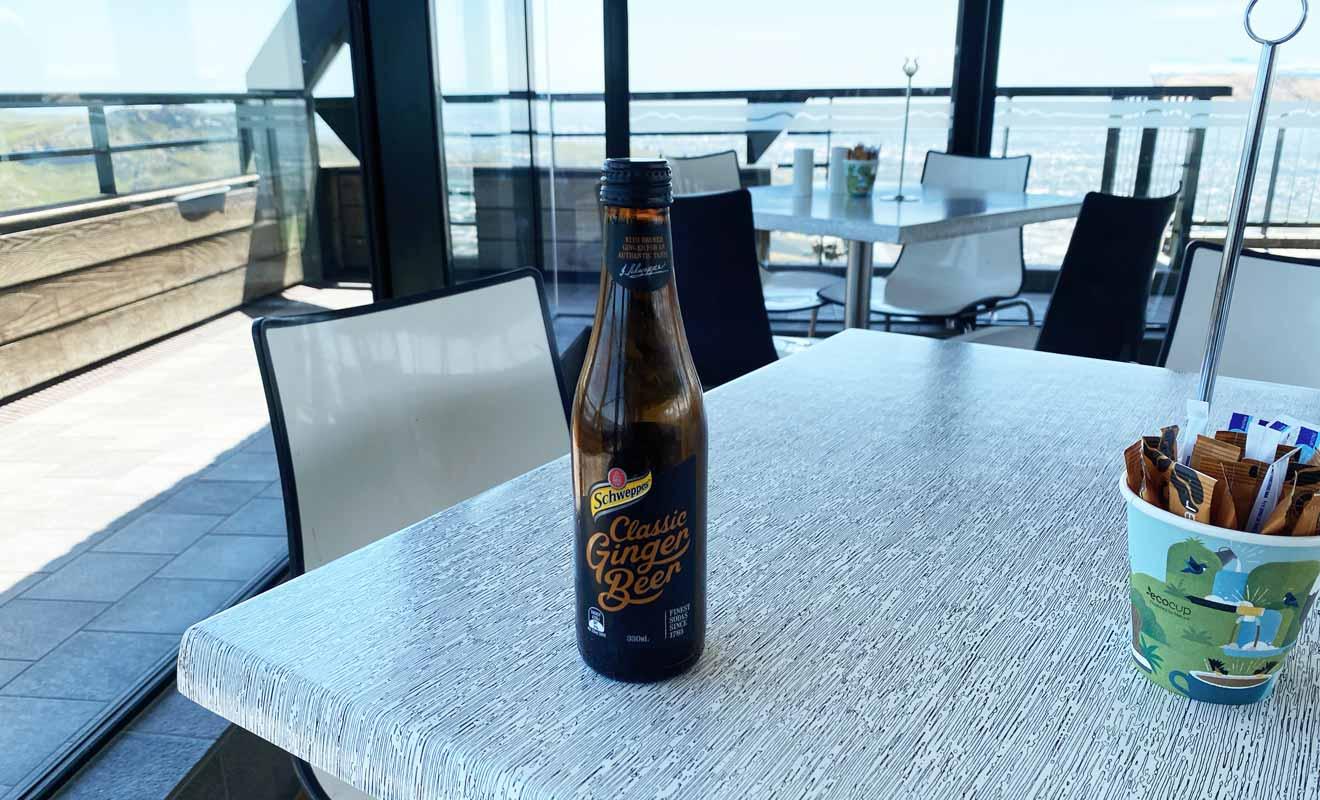 L'équipe de Kiwipal adore la ginger beer... vous savez désormais comment nous faire plaisir.