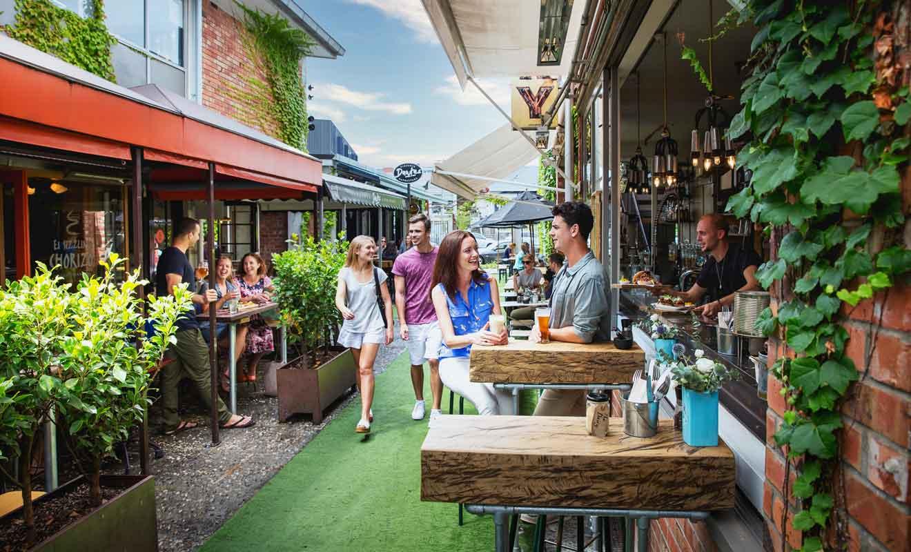 La qualité de vie est une caractéristique primordiale en Nouvelle-Zélande.