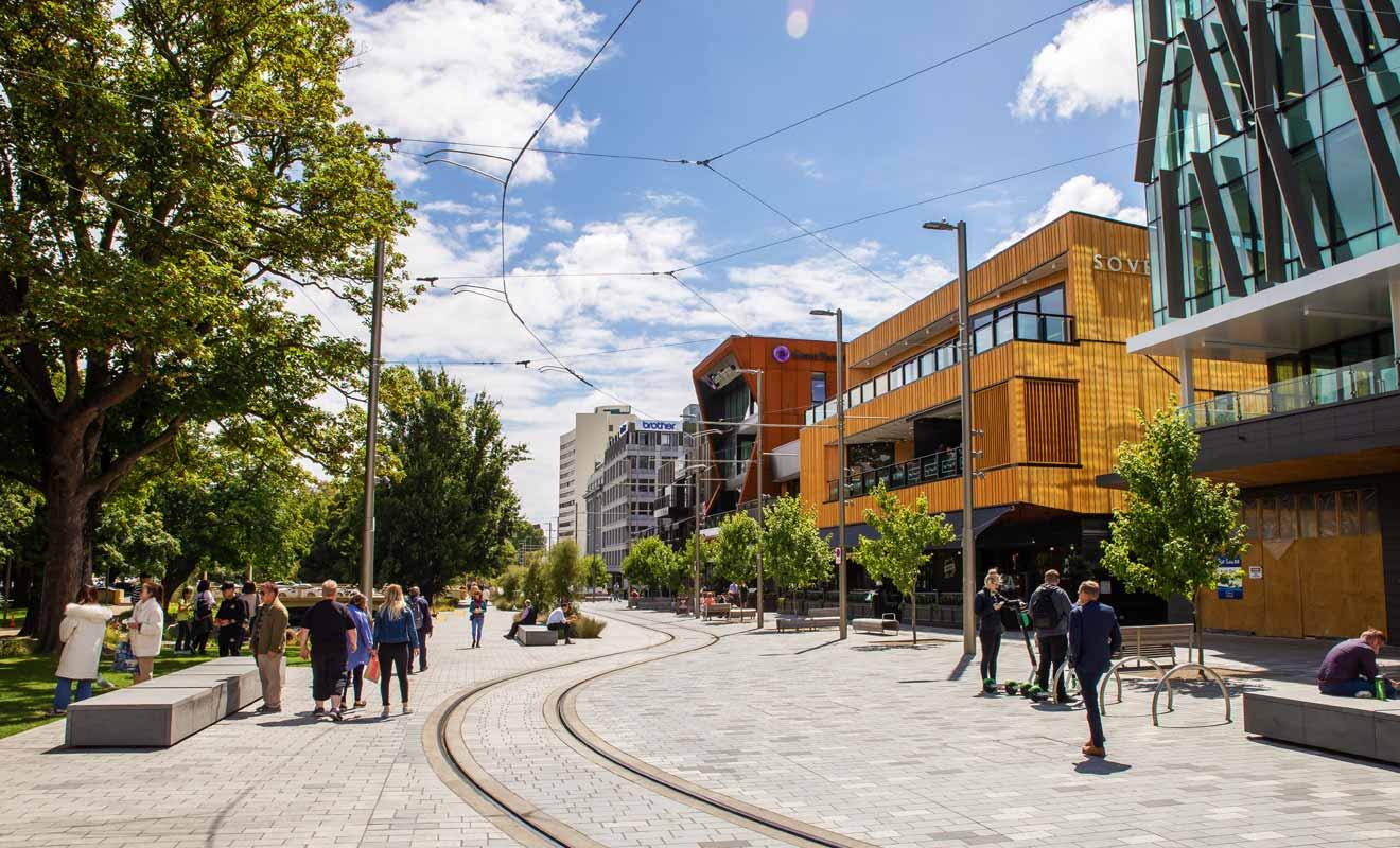 Christchurch possède plus d'un millier de restaurants et toutes les cuisines du monde sont représentées.