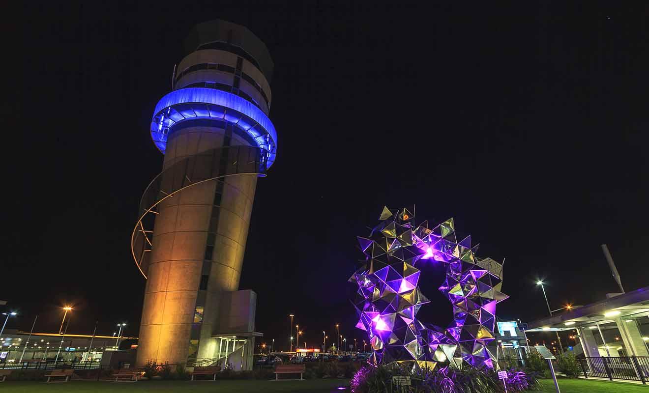 Rejoindre l'aéroport de Christchurch ne présente pas de difficulté car il se trouve à seulement 20 minutes en voiture du centre-ville.
